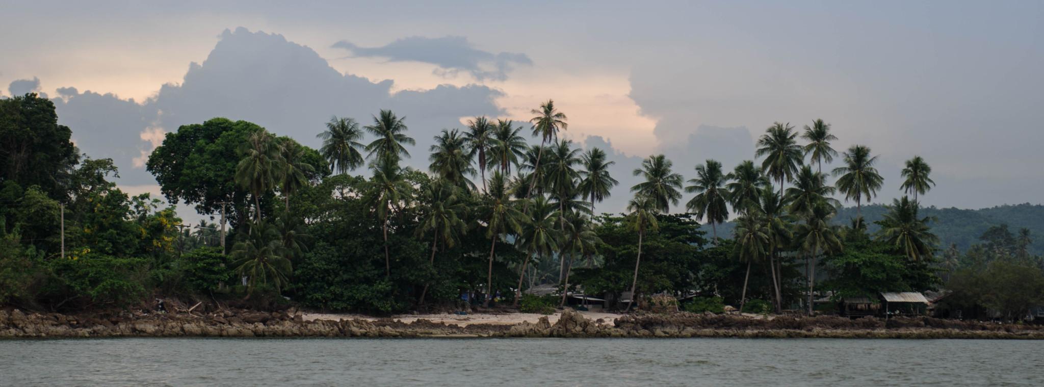Koh Kula Insel in Chumphon