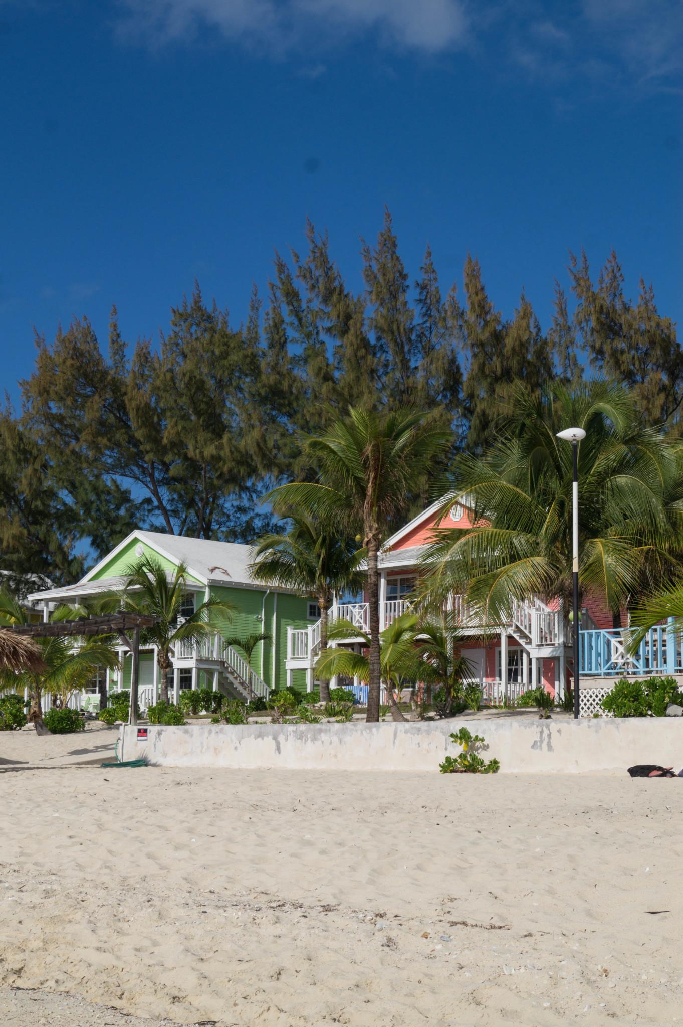 Cocodimama Strand auf Eleuthera, ein Geheimtipp