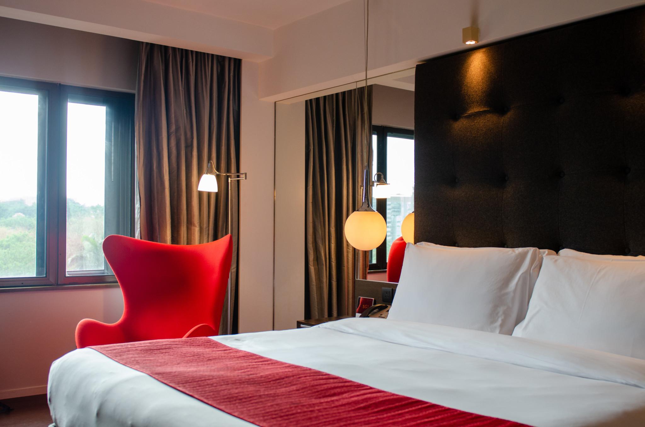 Zu den Hoteltipps für Hongkong gehört auch das Hotel Mira