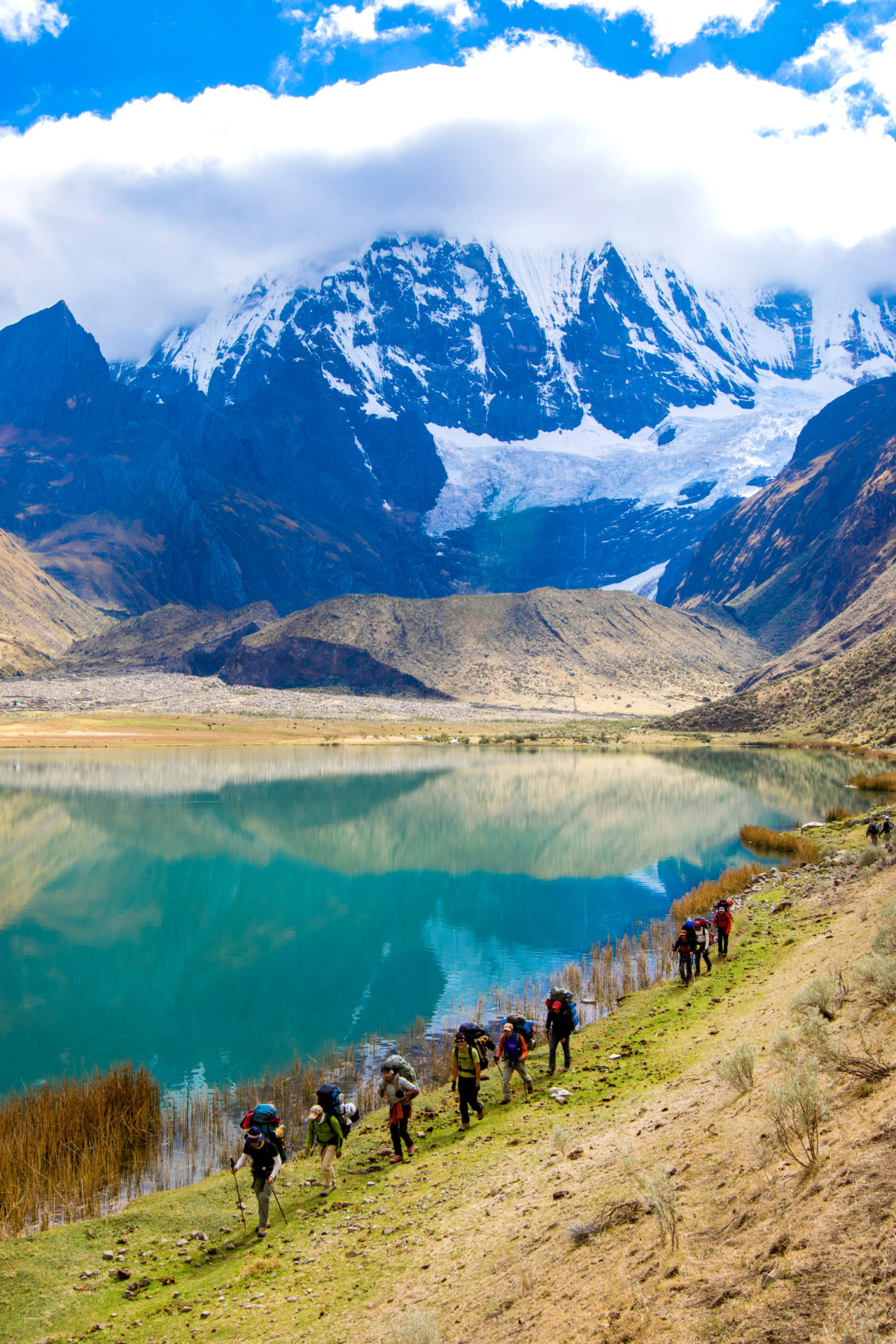 Alternative Wanderwege zum Inka Trail in Peru