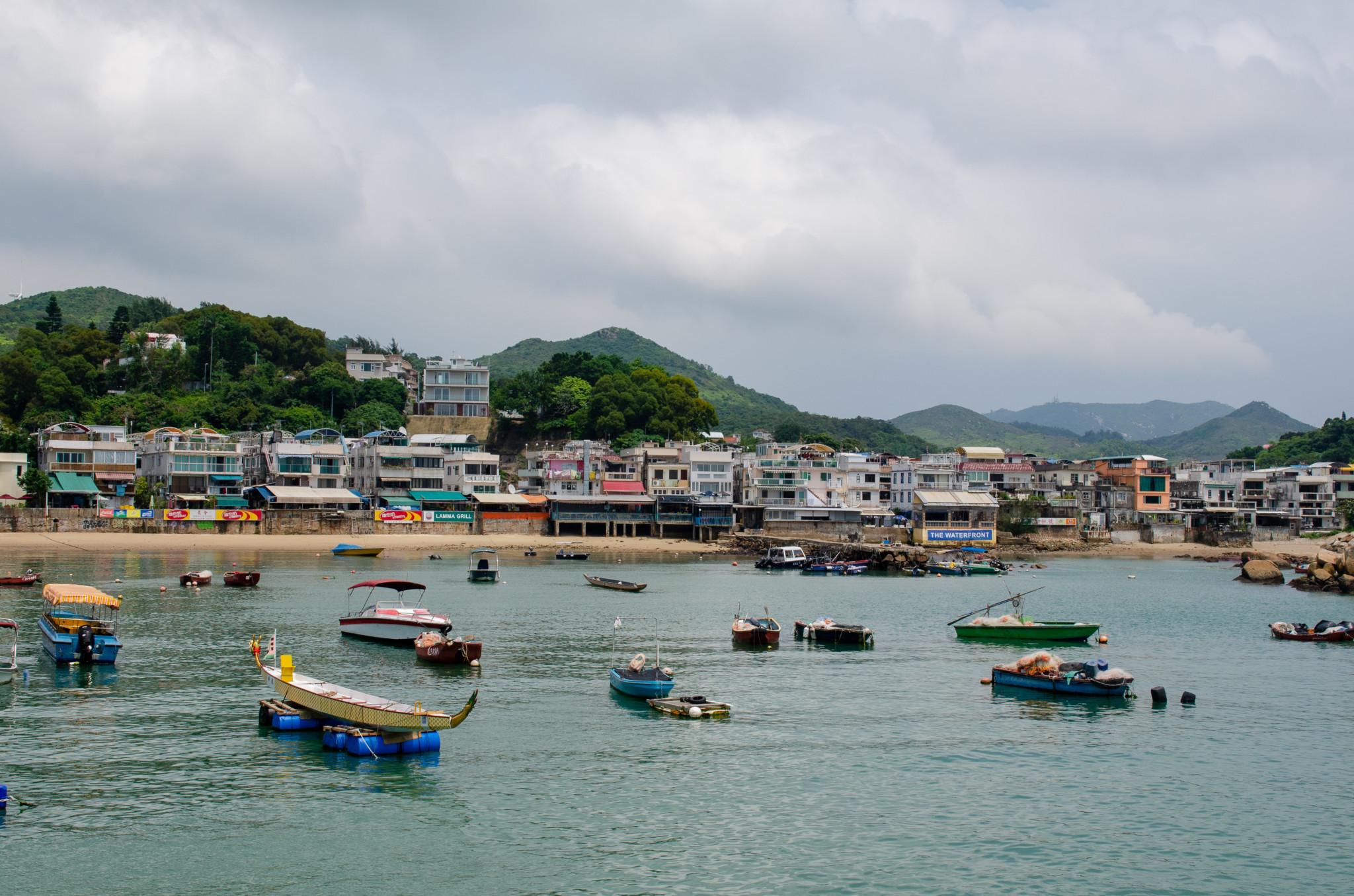 Hoteltipps Hongkong beinhalten auch Lamma Island