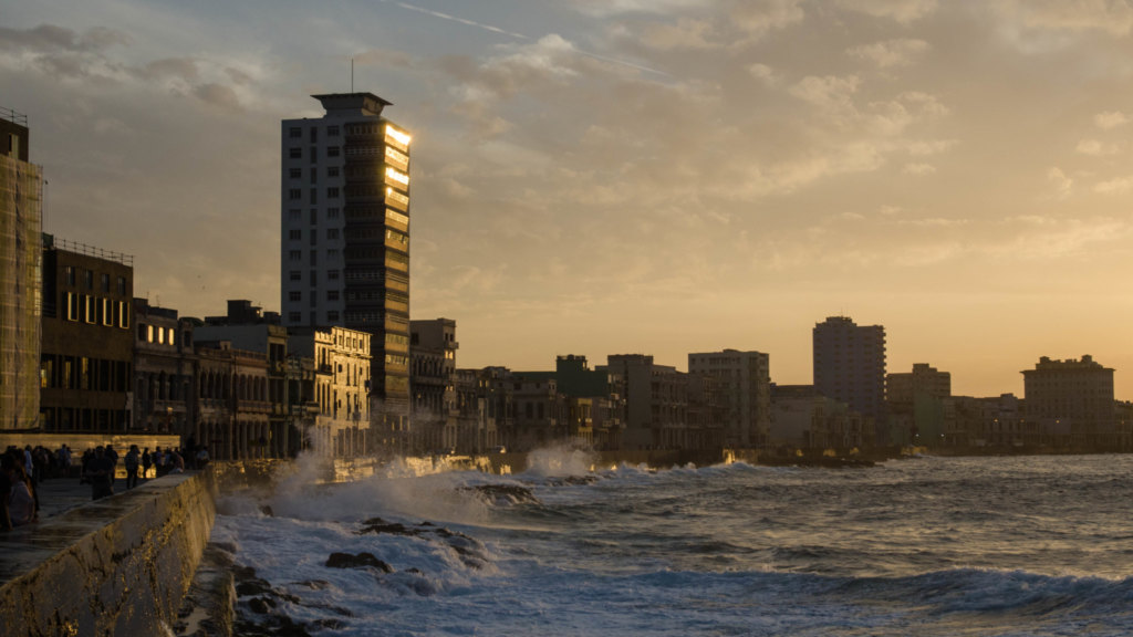 Malecon Havanna Kuba Sehenswürdigkeiten
