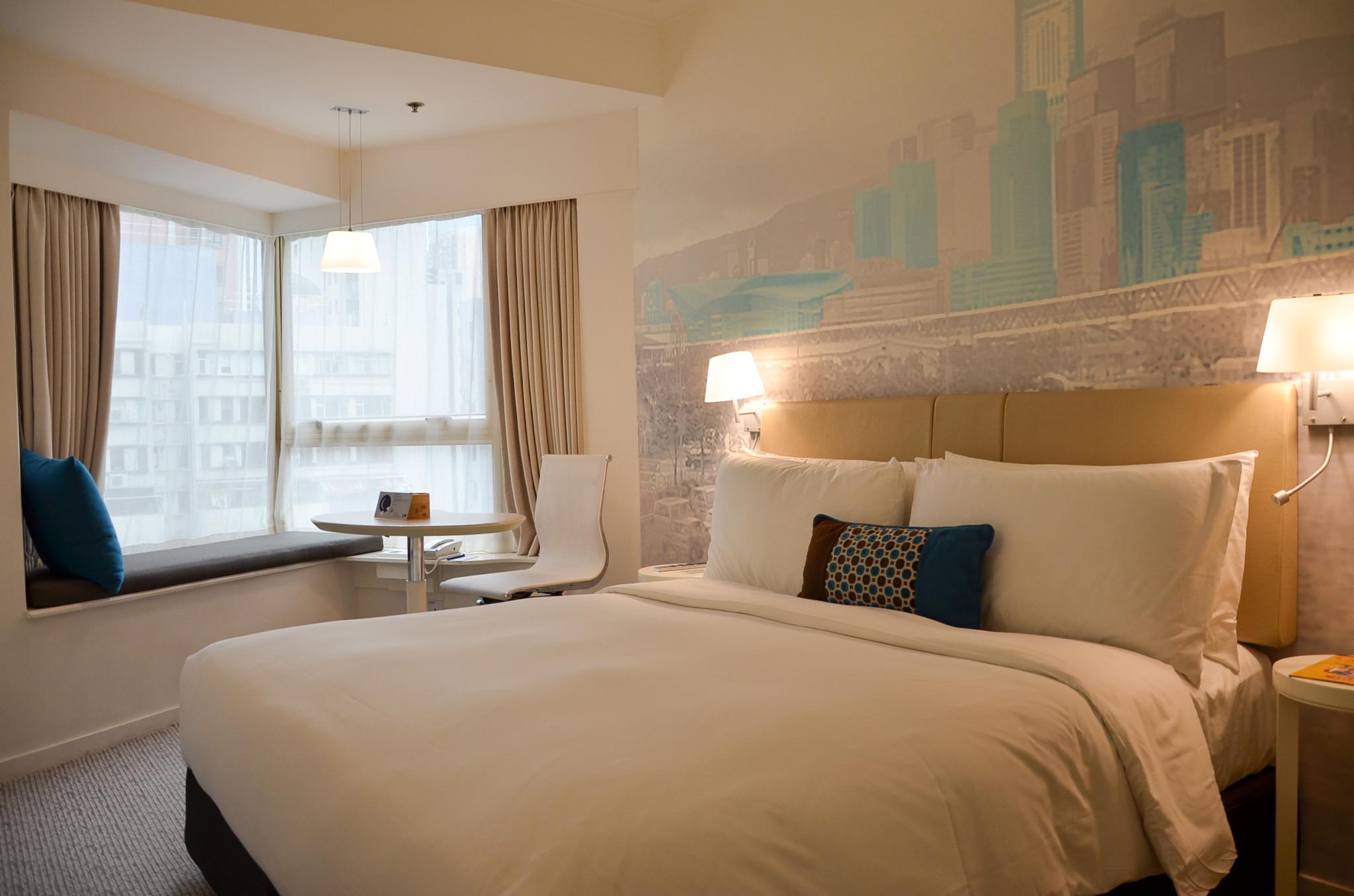 Das Ozo Wesley Hotel Hong Kong in Wan Chai ist ein geheimer Hoteltipp