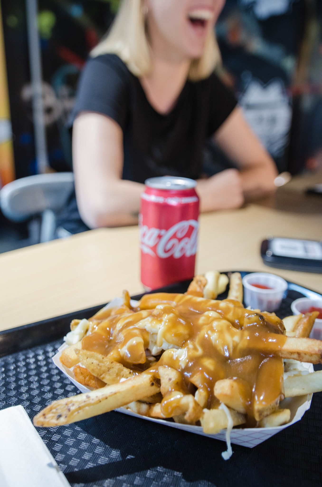 Streetfood in Manitoba Kanada