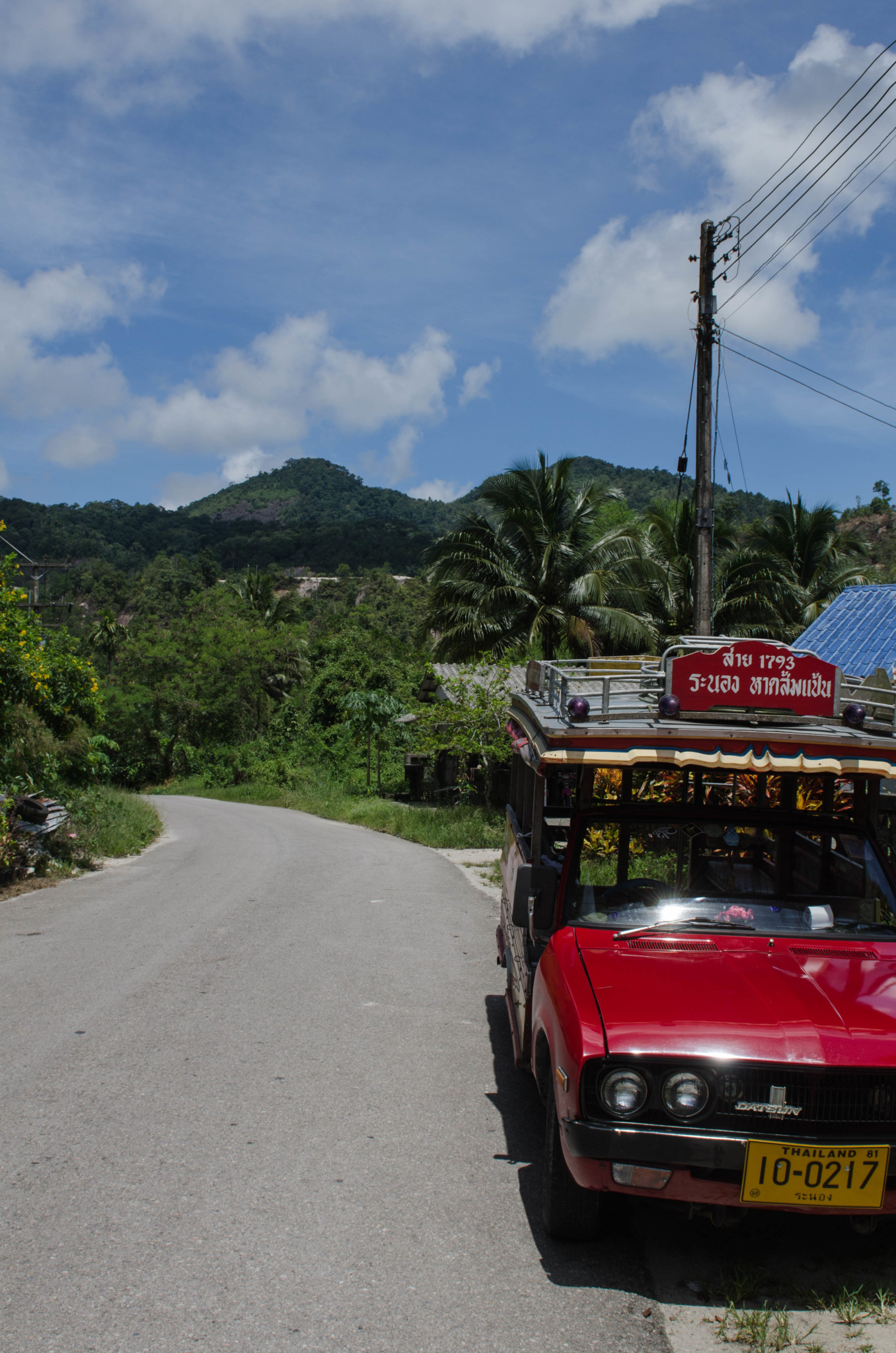 Transport in Ranong Reisetipps