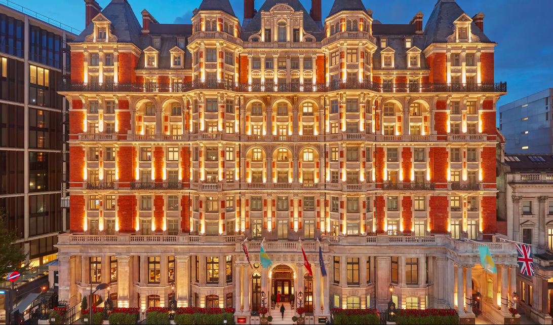 Hoteltipp London: Mandarin Oriental London