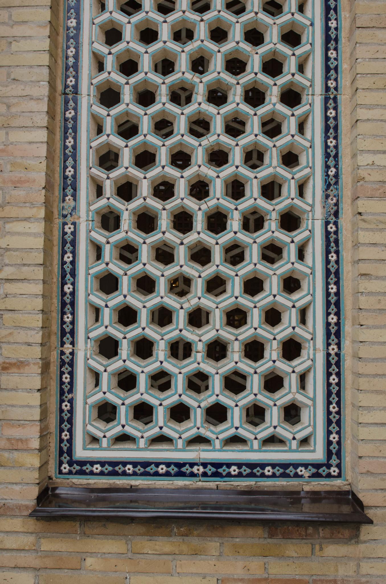 Orientalische Elemente in der Architektur von Usbekistan