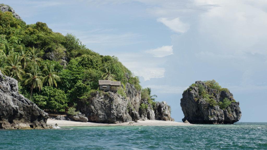 Schwalbenbucht Chumphon Thailand