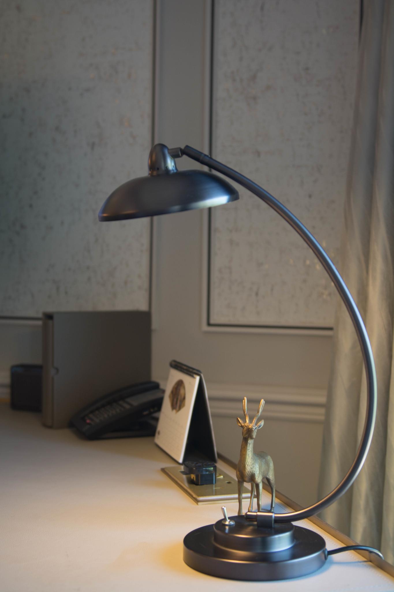 Tischlampe MO London