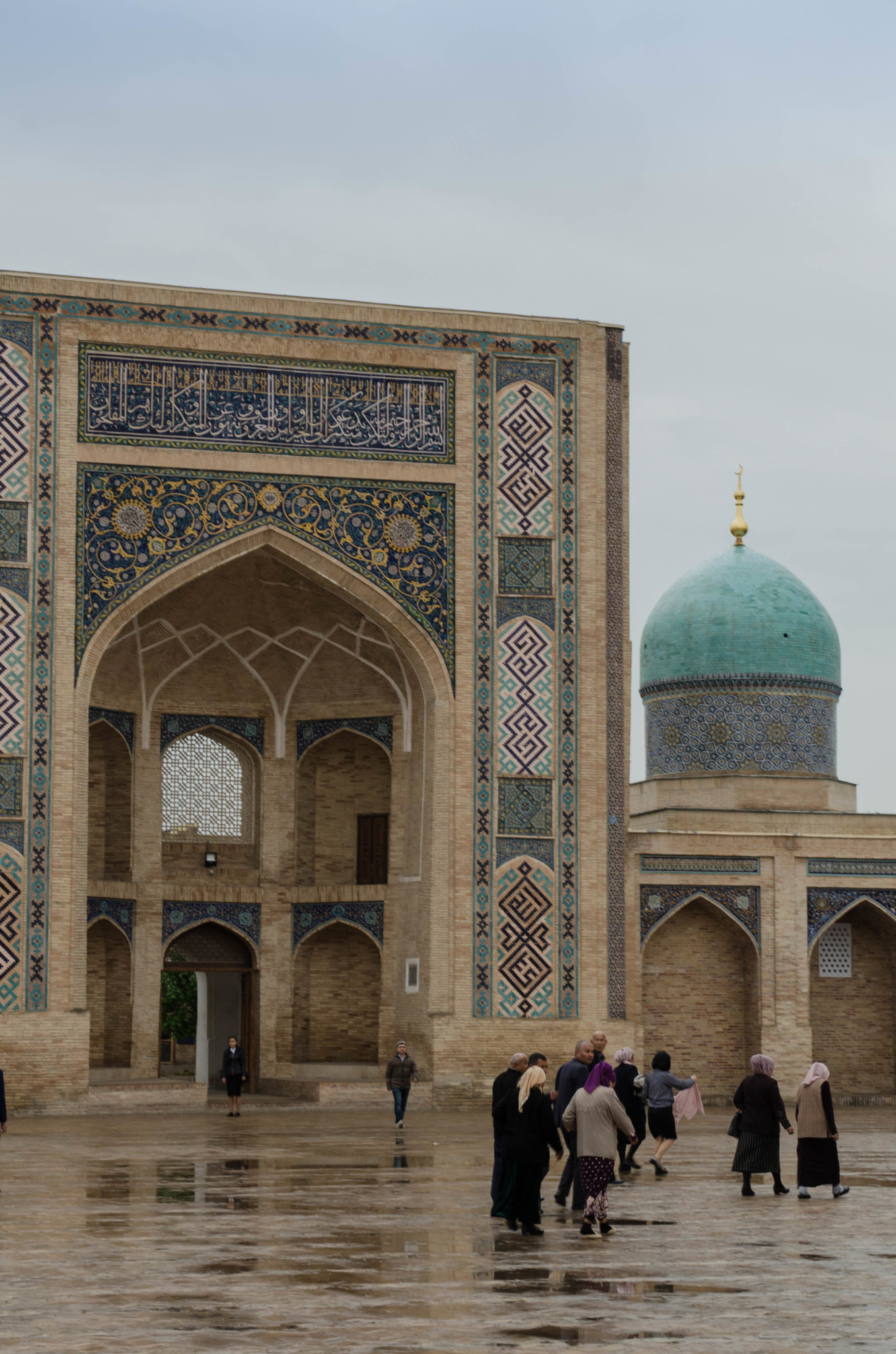 Khast Imam Palast in Taschkent