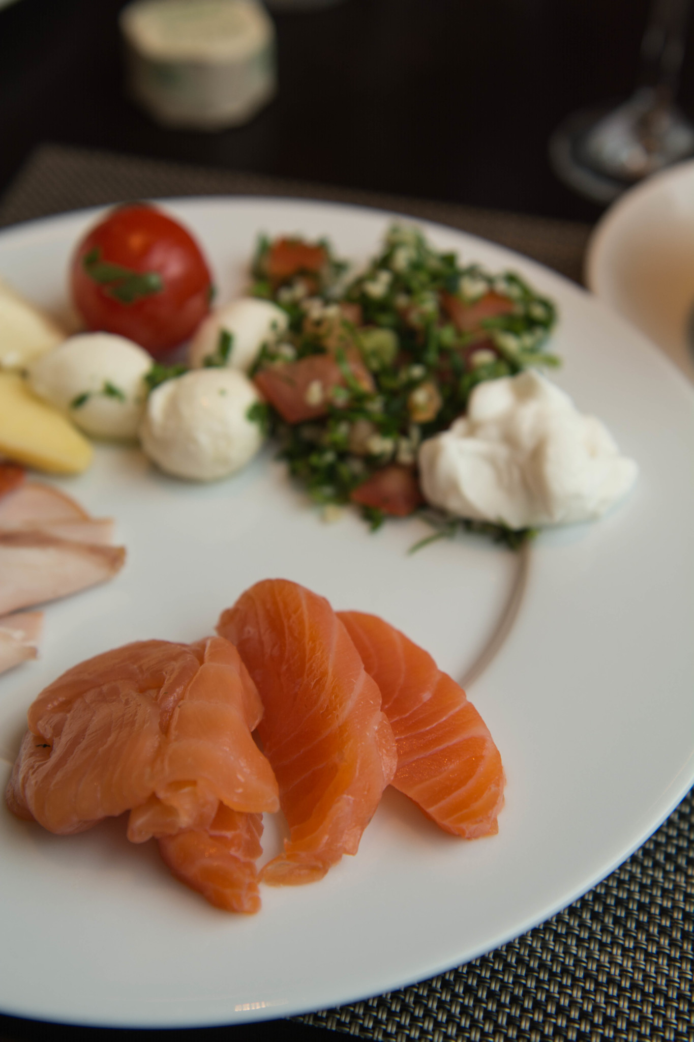 Frühstück im Mandarin Oriental London
