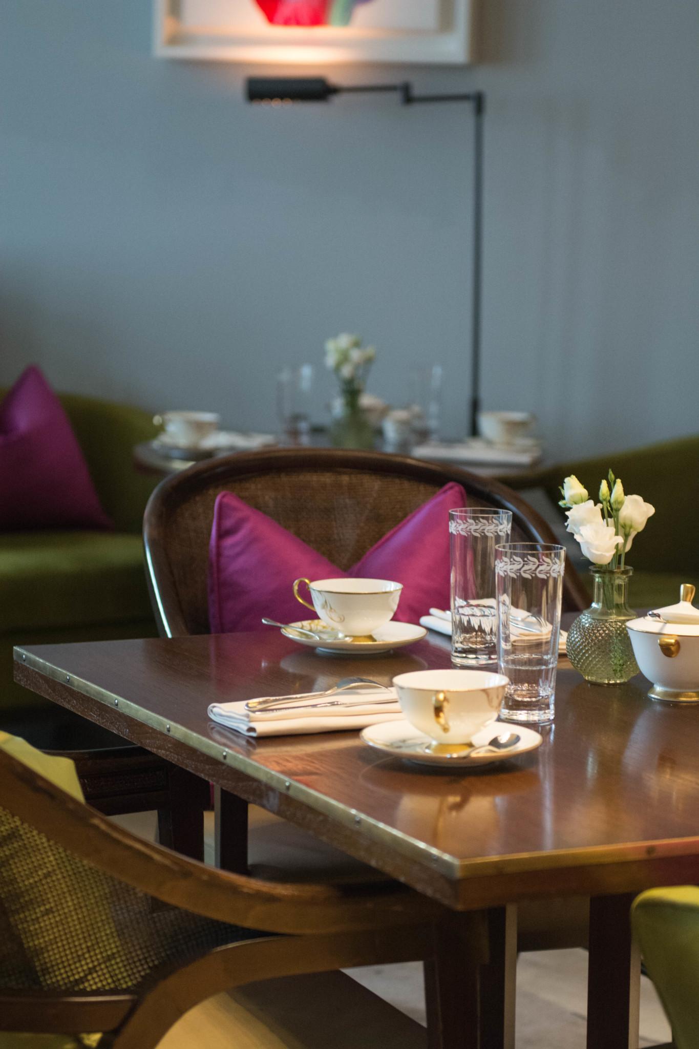 Dekoration Lounge MO London