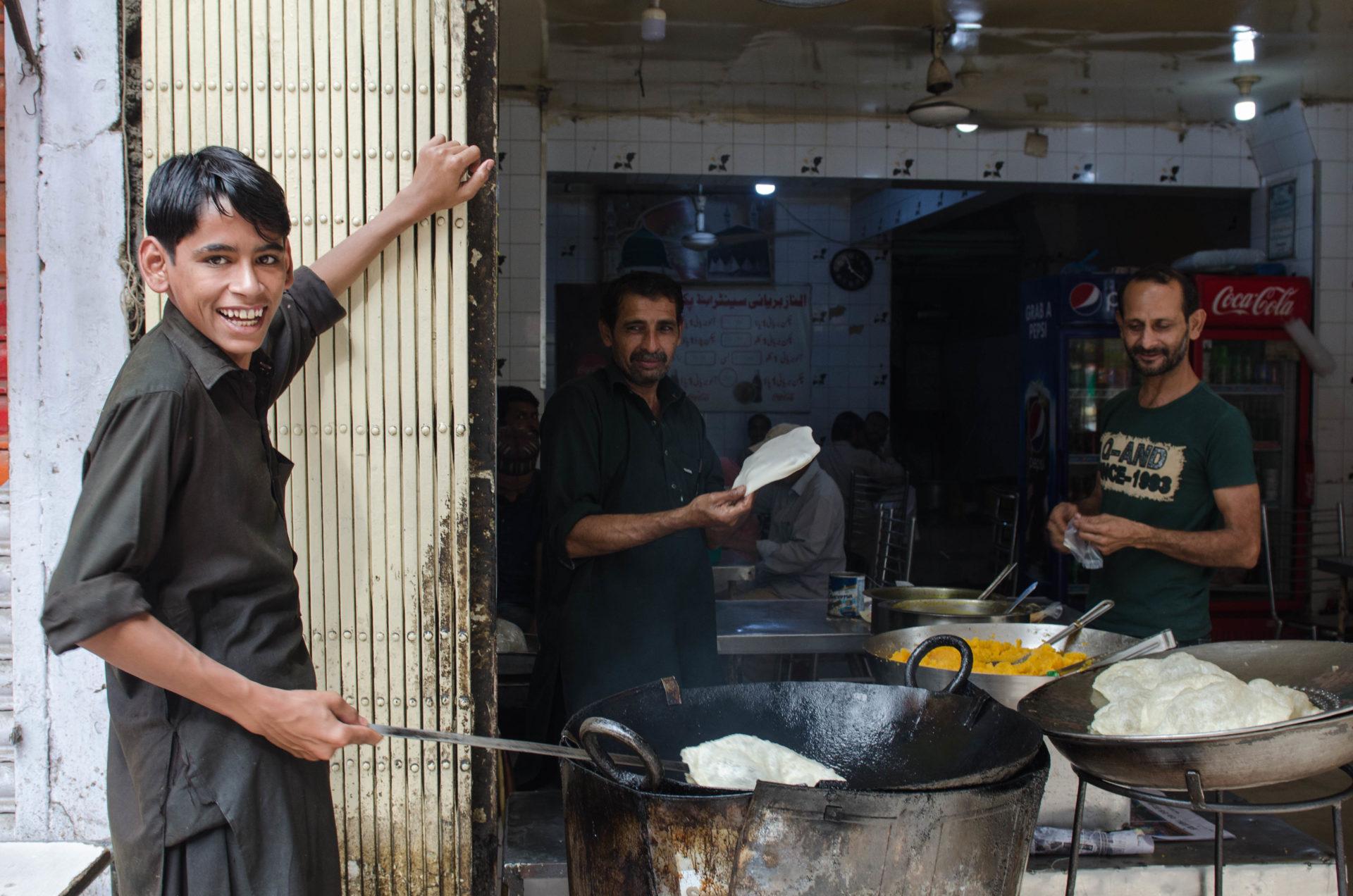 Pakistan Menschen