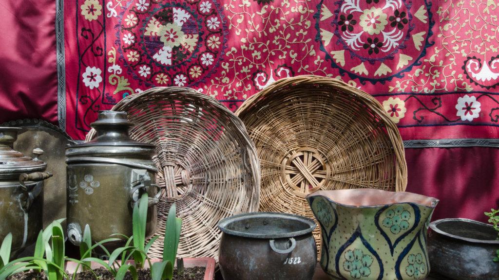 Traditionelle Handwerkskunst in Taschkent