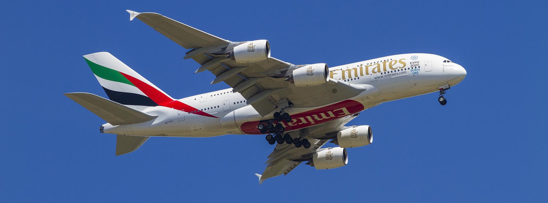 Emirates Erfahrungen
