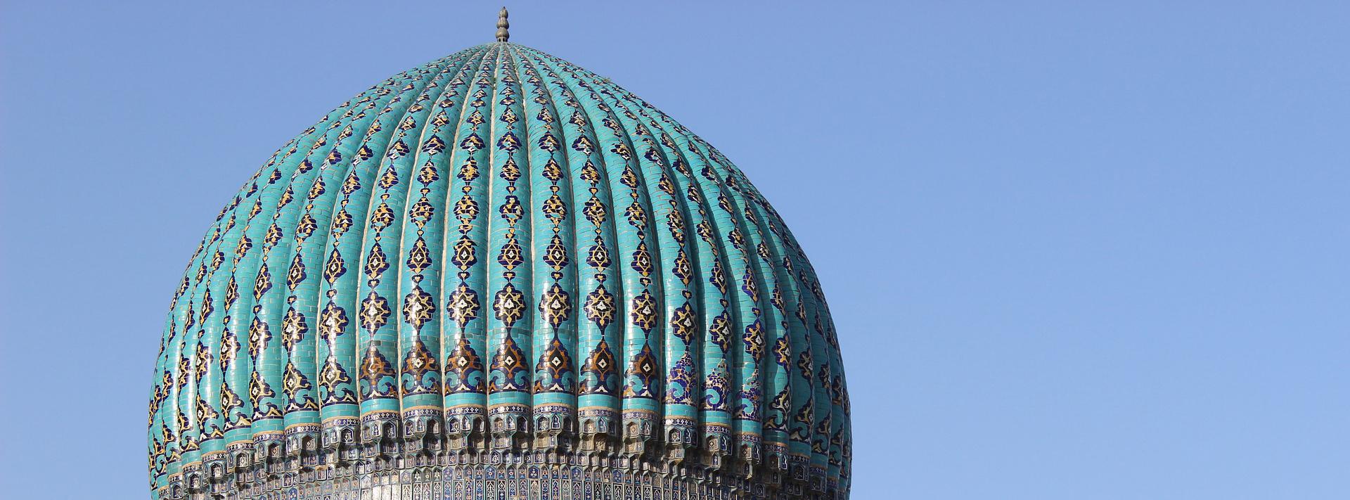 Kasachstan Urlaub