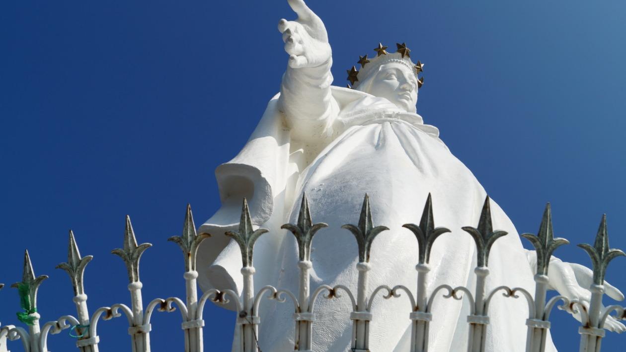 Die Lady of Lebanon - eine der wichtigsten Libanon Sehenswürdigkeiten