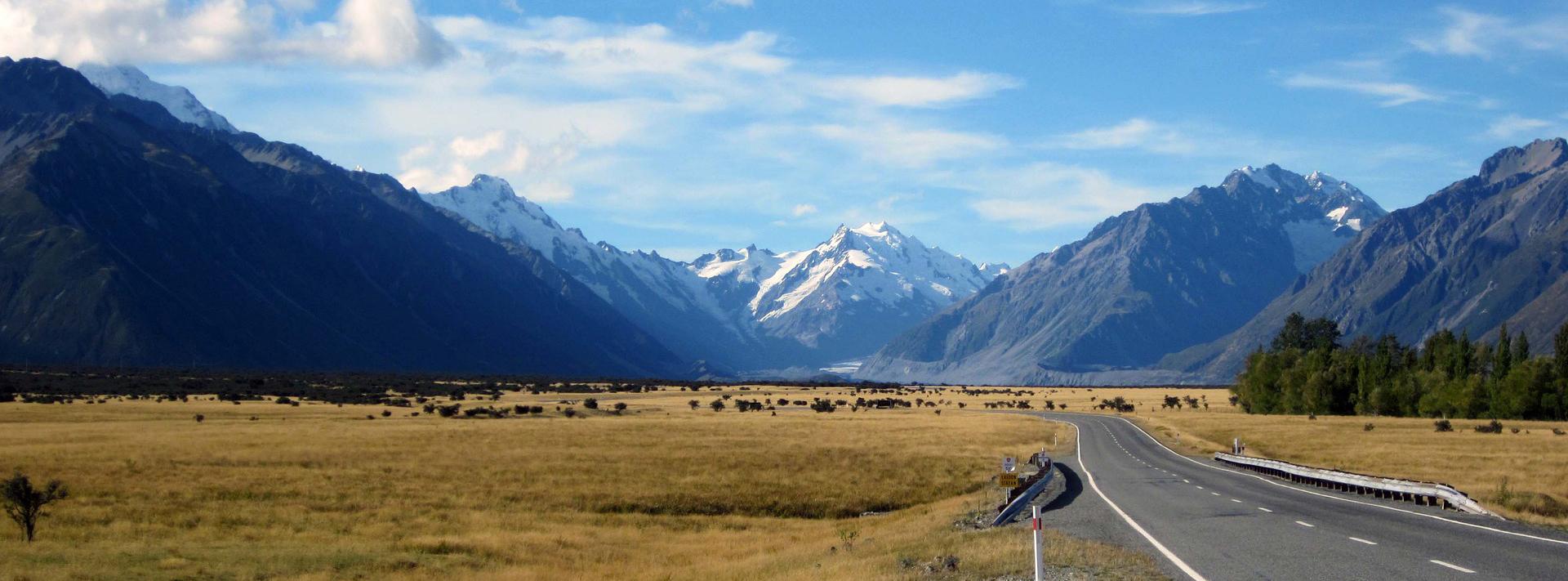 Neuseeland Urlaub