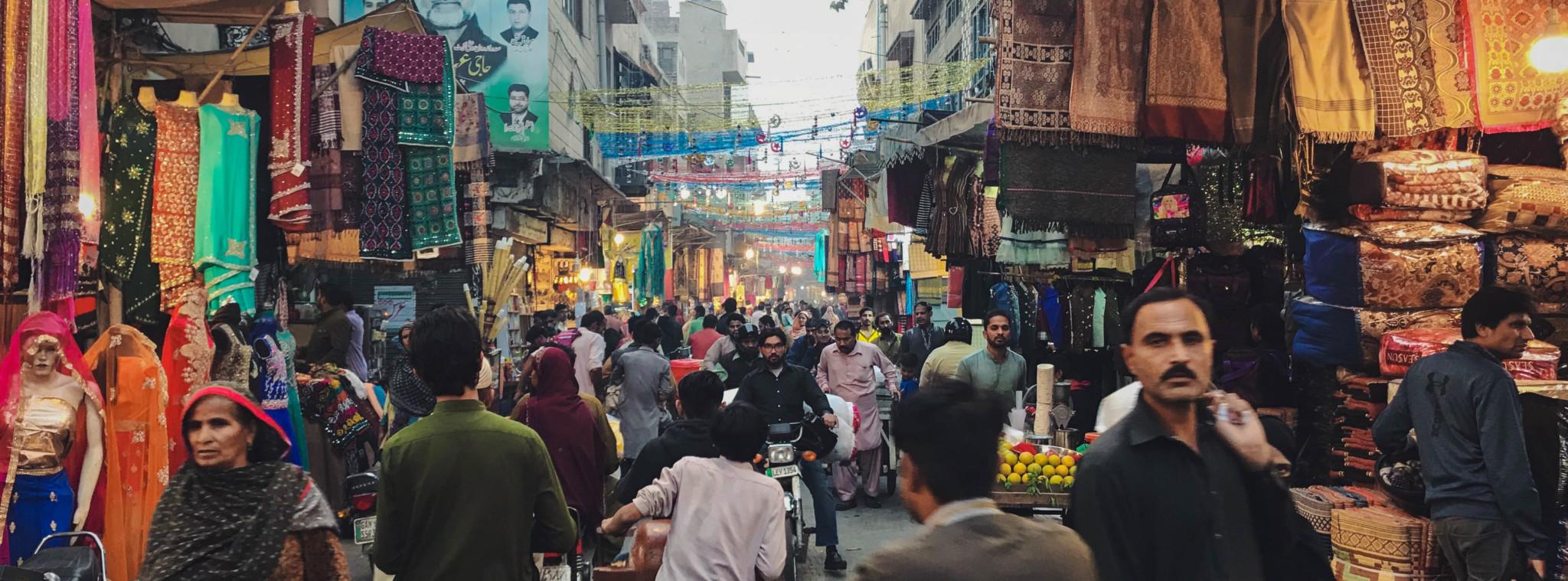 Pakistan Urlaub
