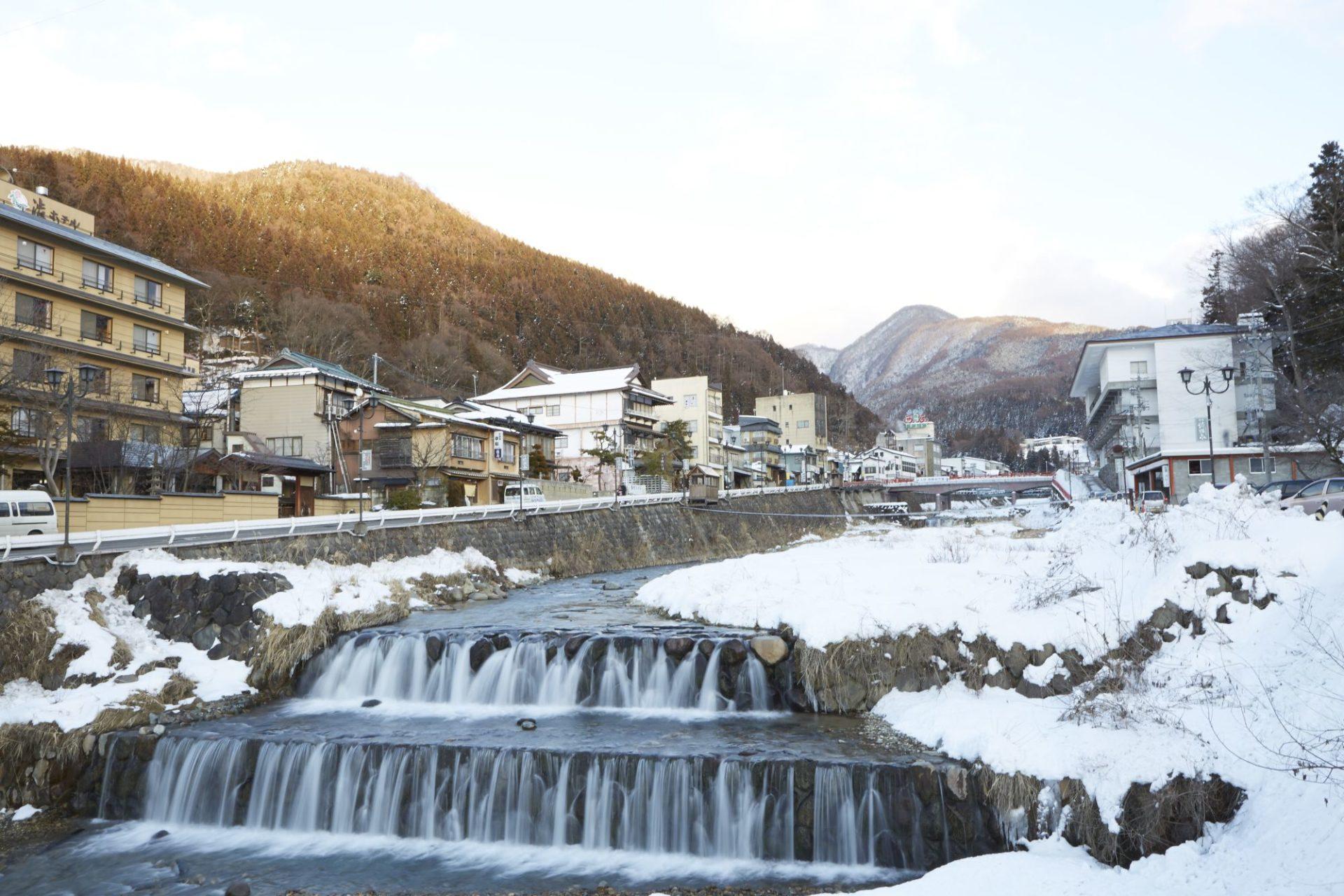 Nagano ist perfekt für einen Winter in Japan