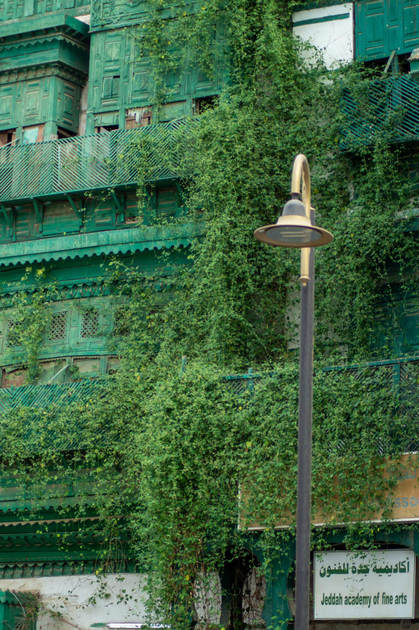 Fassaden in Dschidda