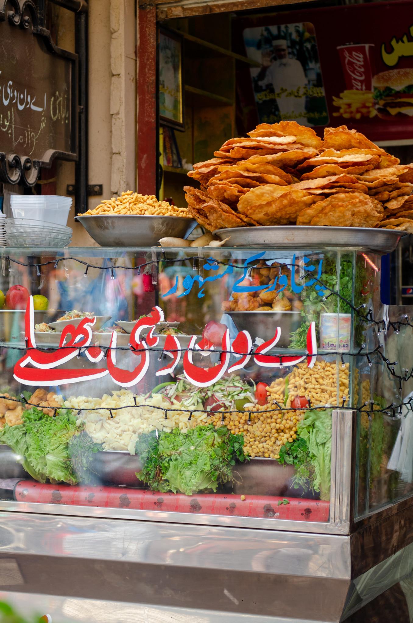 Brot in Pakistan