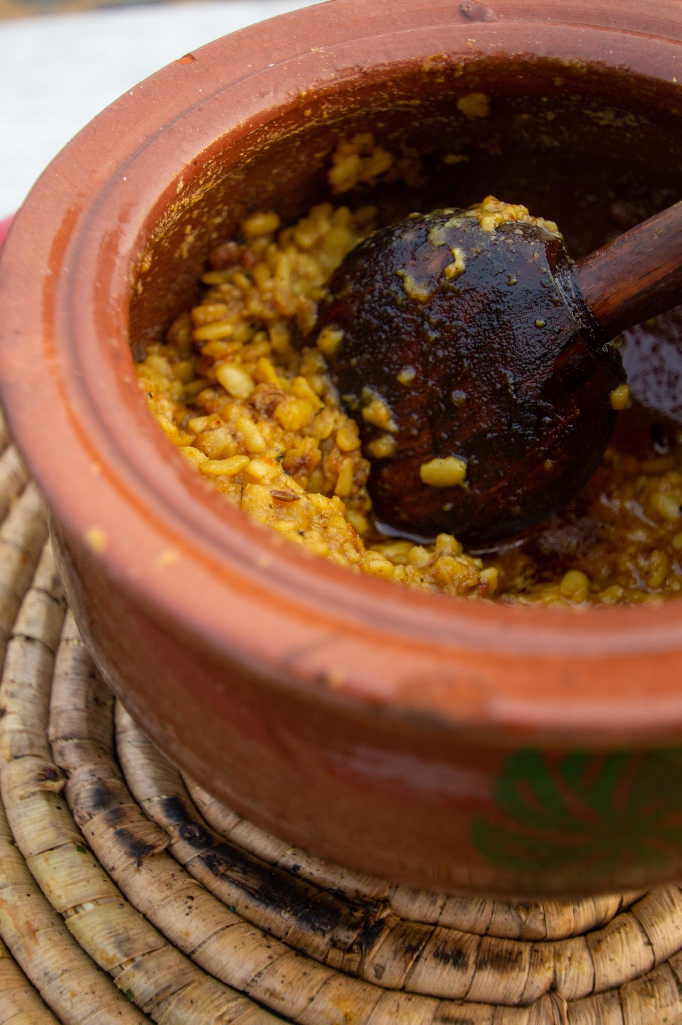 Daal ist auch pakistanisches Essen