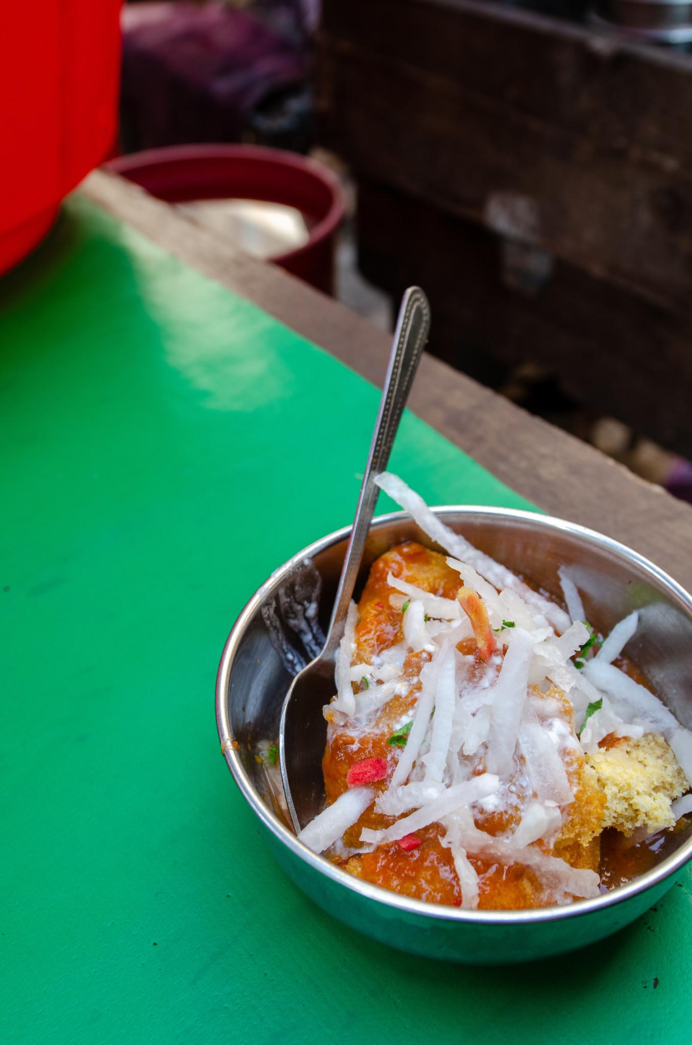 Ladu Lahore pakistanisches Essen