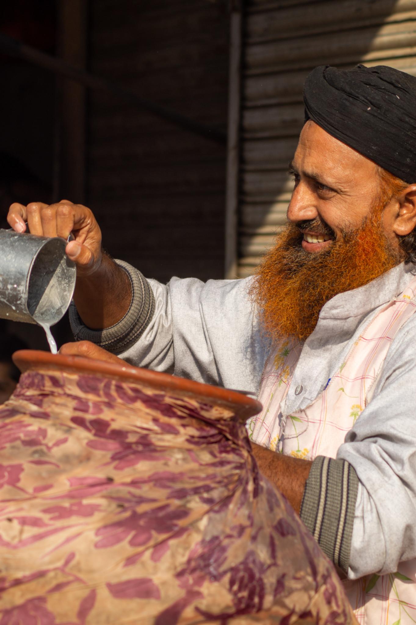 Lassi in Lahore