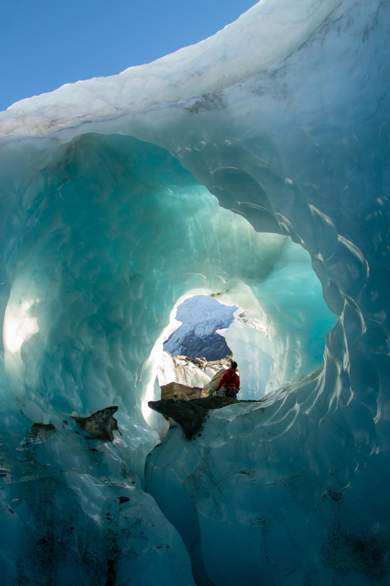 Gletscher Mount Cook