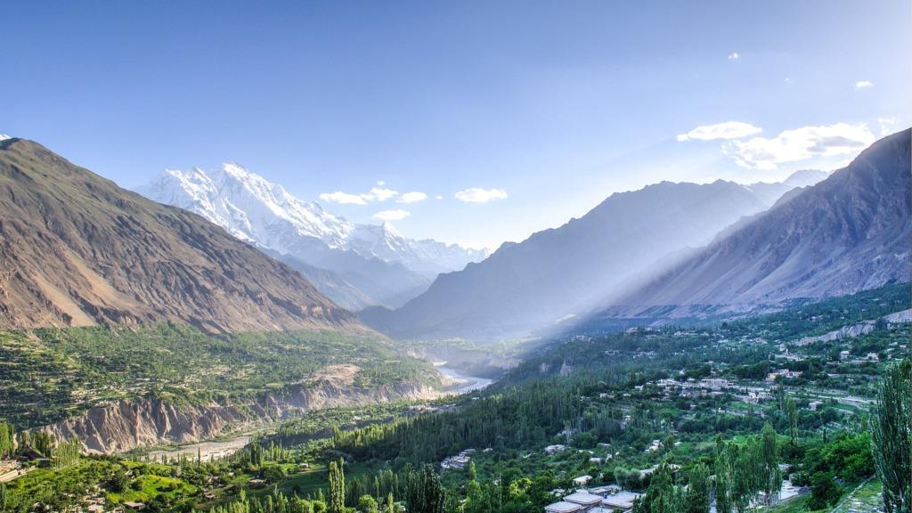 Pakistan Urlaub in den Bergen