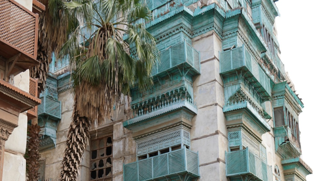 Architektur in Jeddah