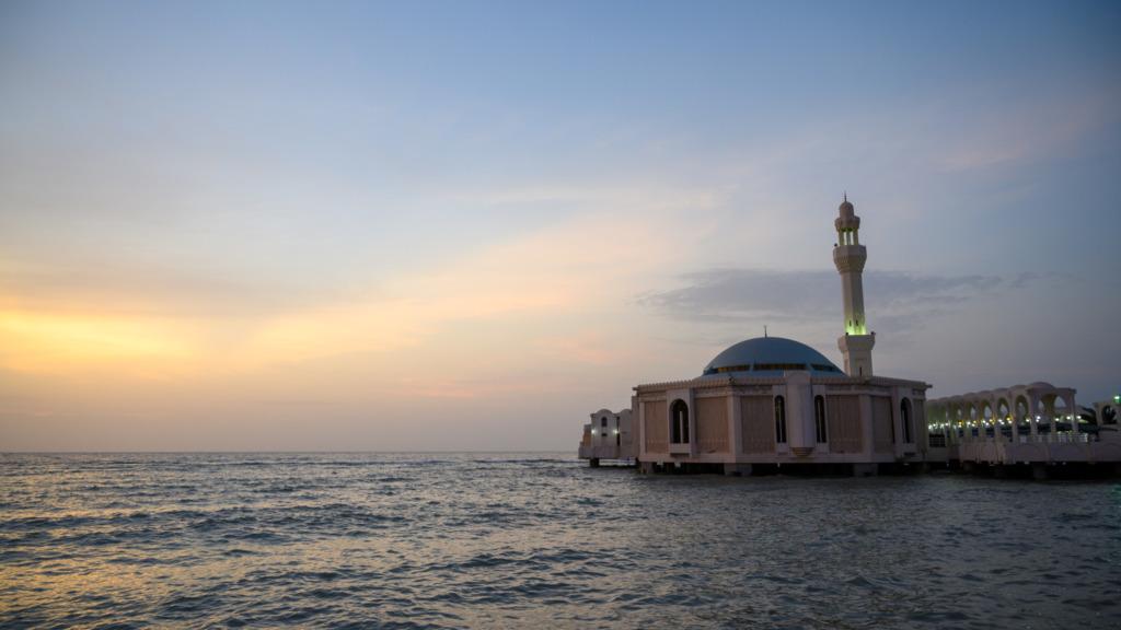Jeddahs Wassermoschee