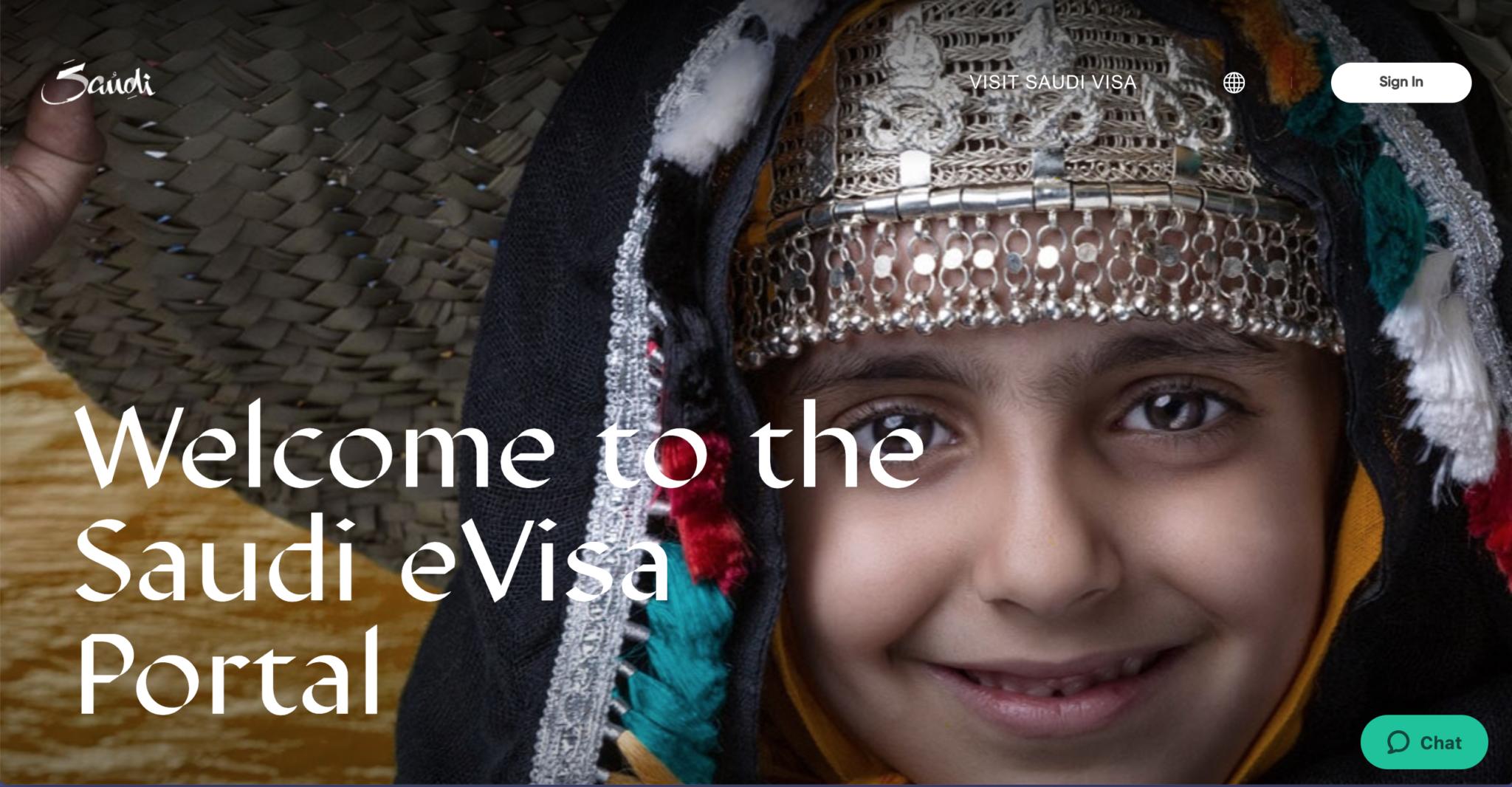 Saudi-Arabien Visum für Touristen