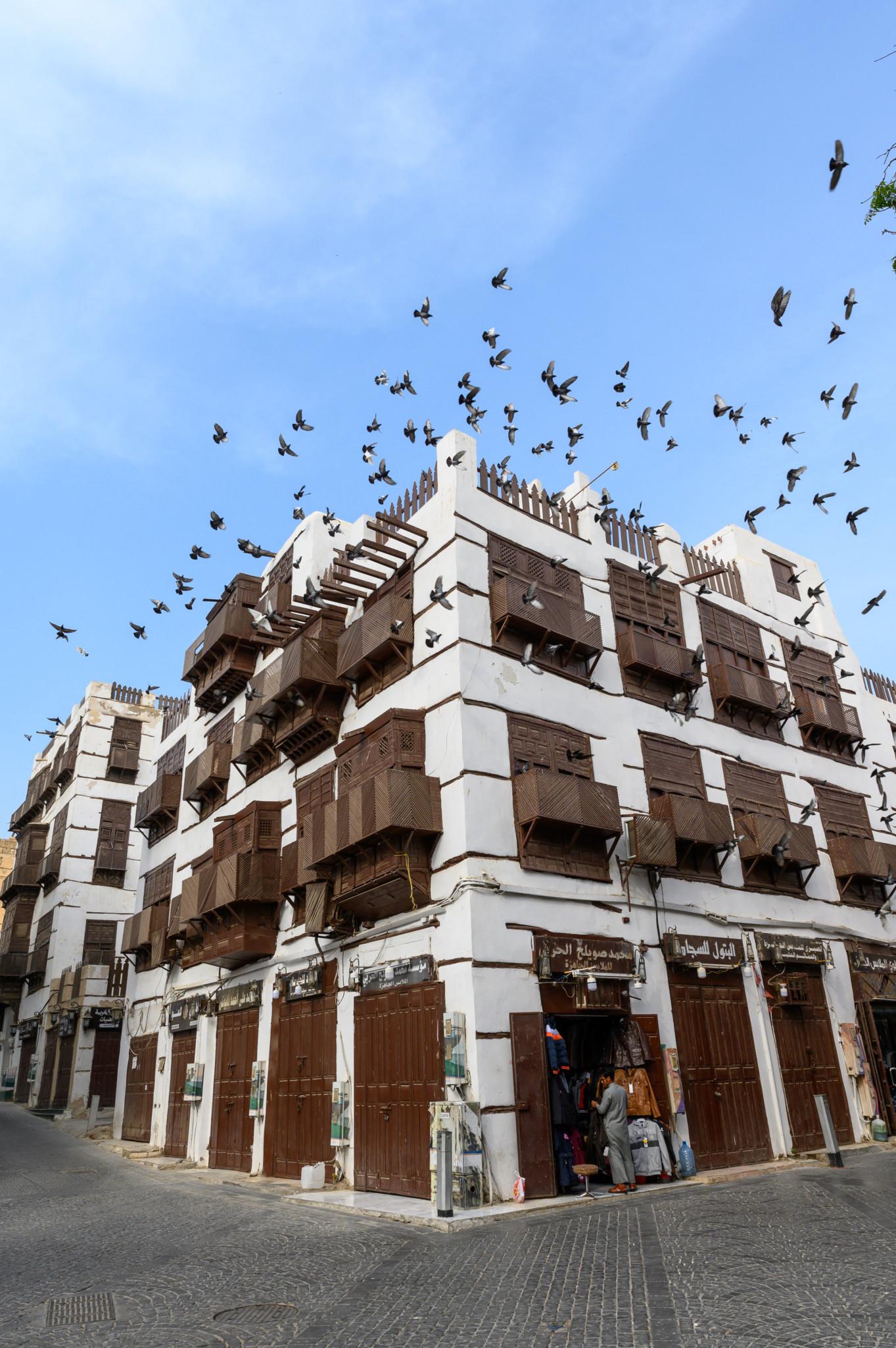 Altstadt von Jeddah
