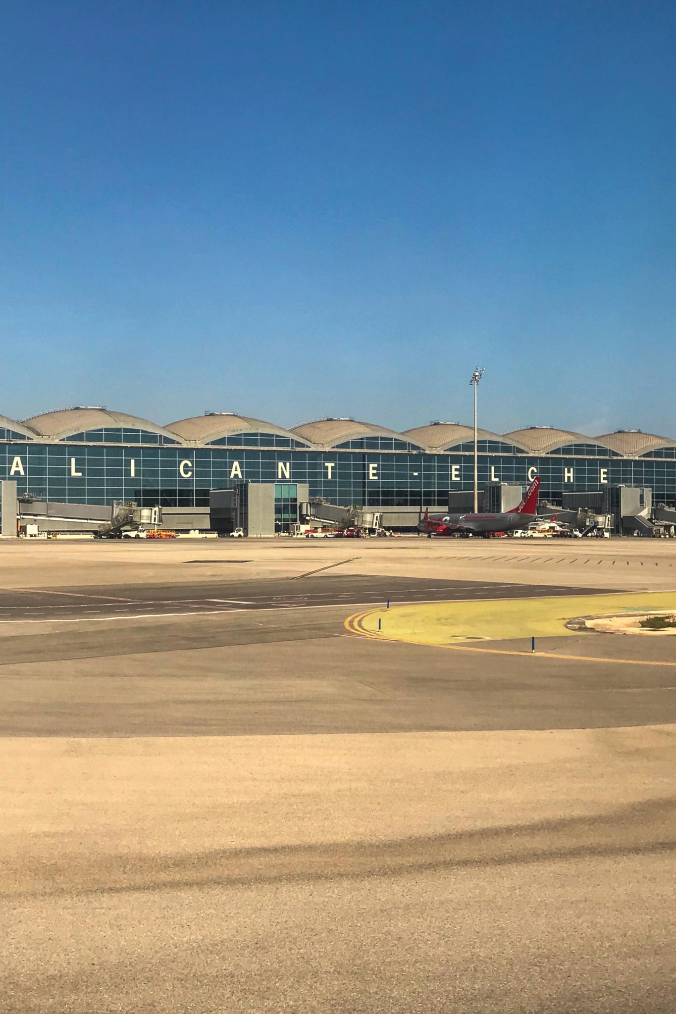 Alicante Flughafen
