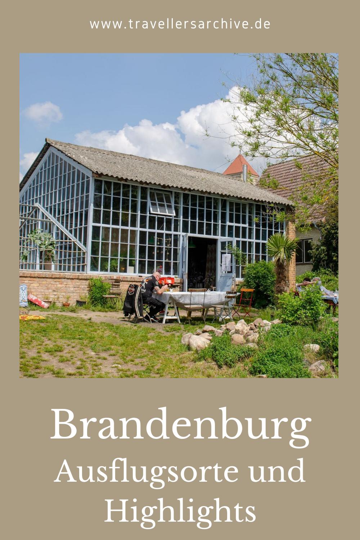 Die schönsten Ausflugsziele in Brandenburg