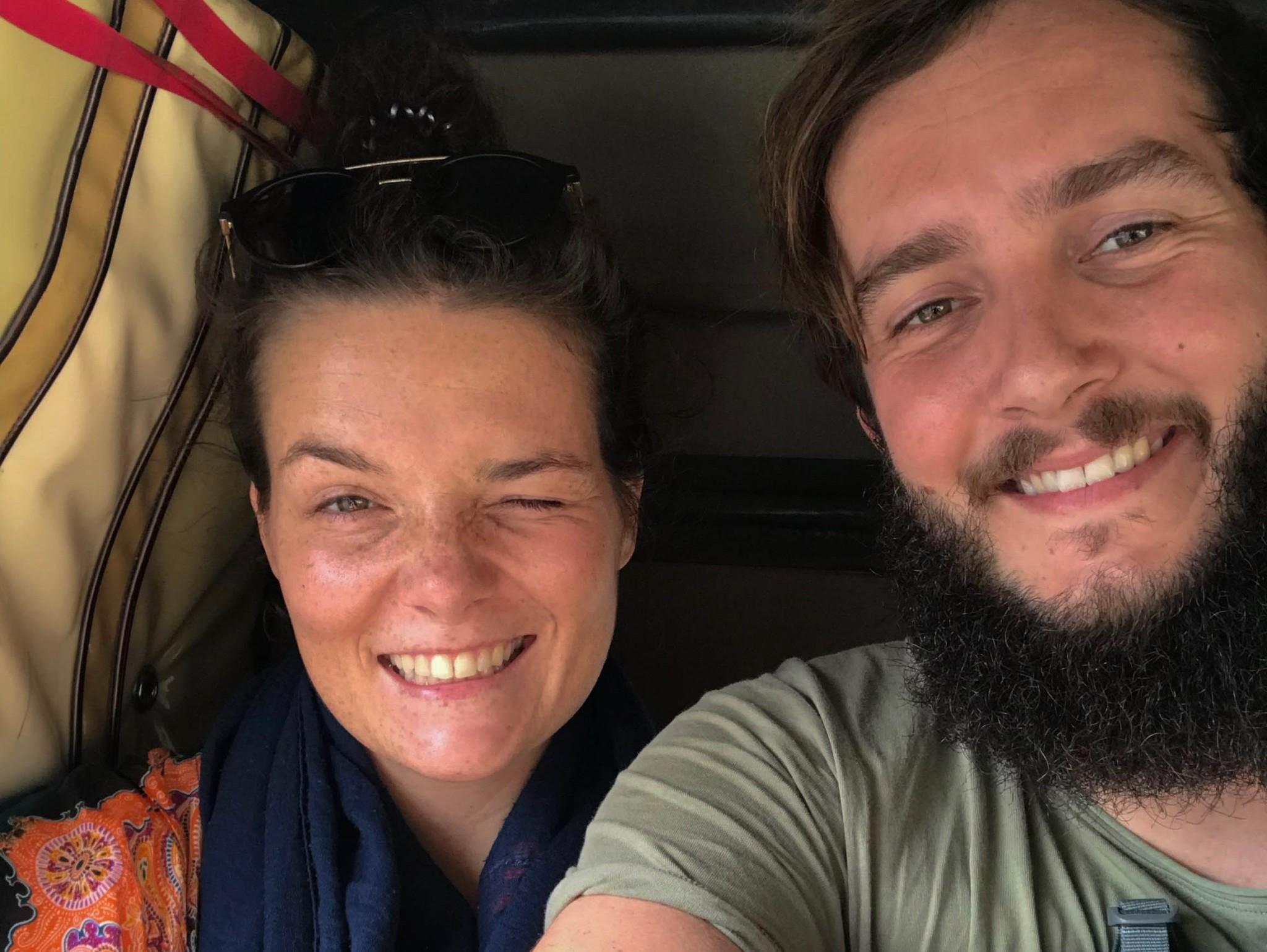 Anne Steinbach und Clemens Sehi: Autoren von Backpacking in Pakistan