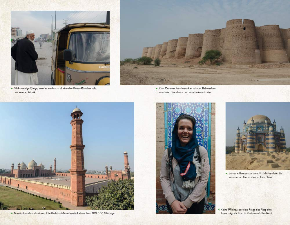 Backpacking in Pakistan: Fototeil