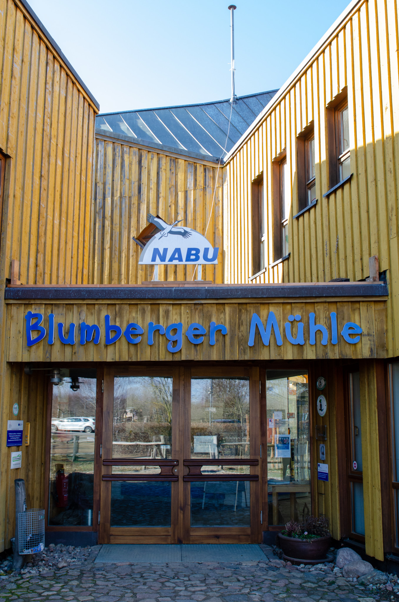 Naturpark Blumberger Mühle