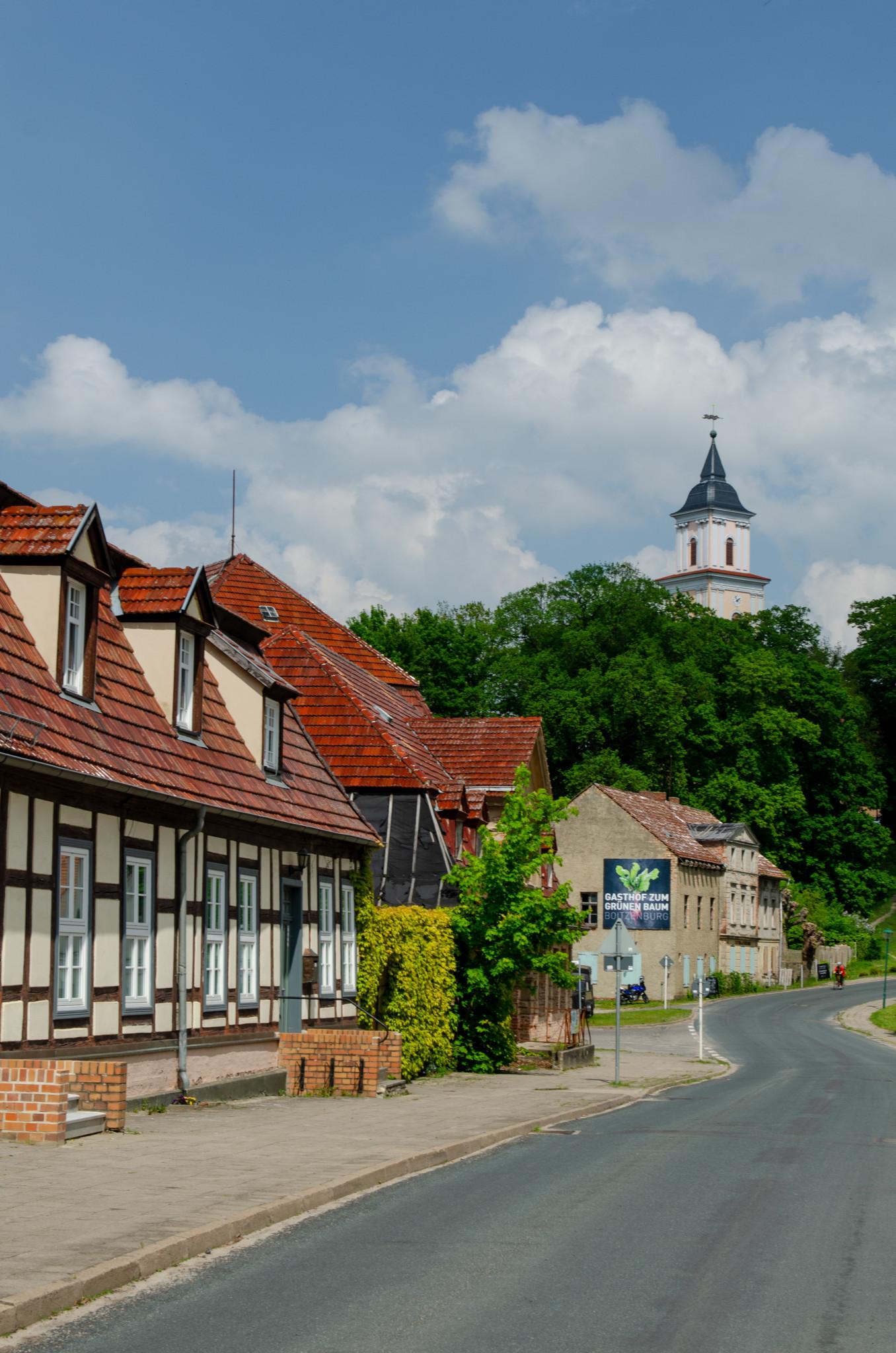 Architektur im Boitzenburger Land
