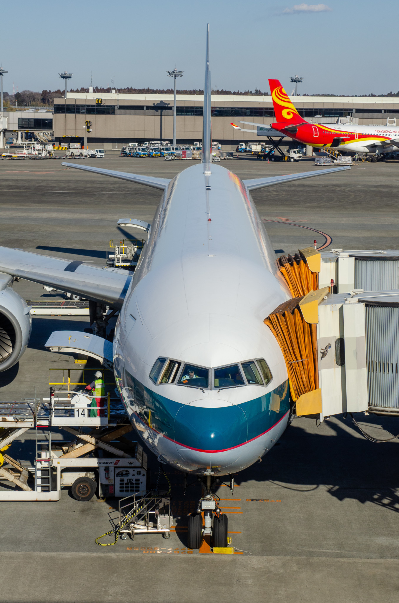 Cathay Pacific Boeing 777-300