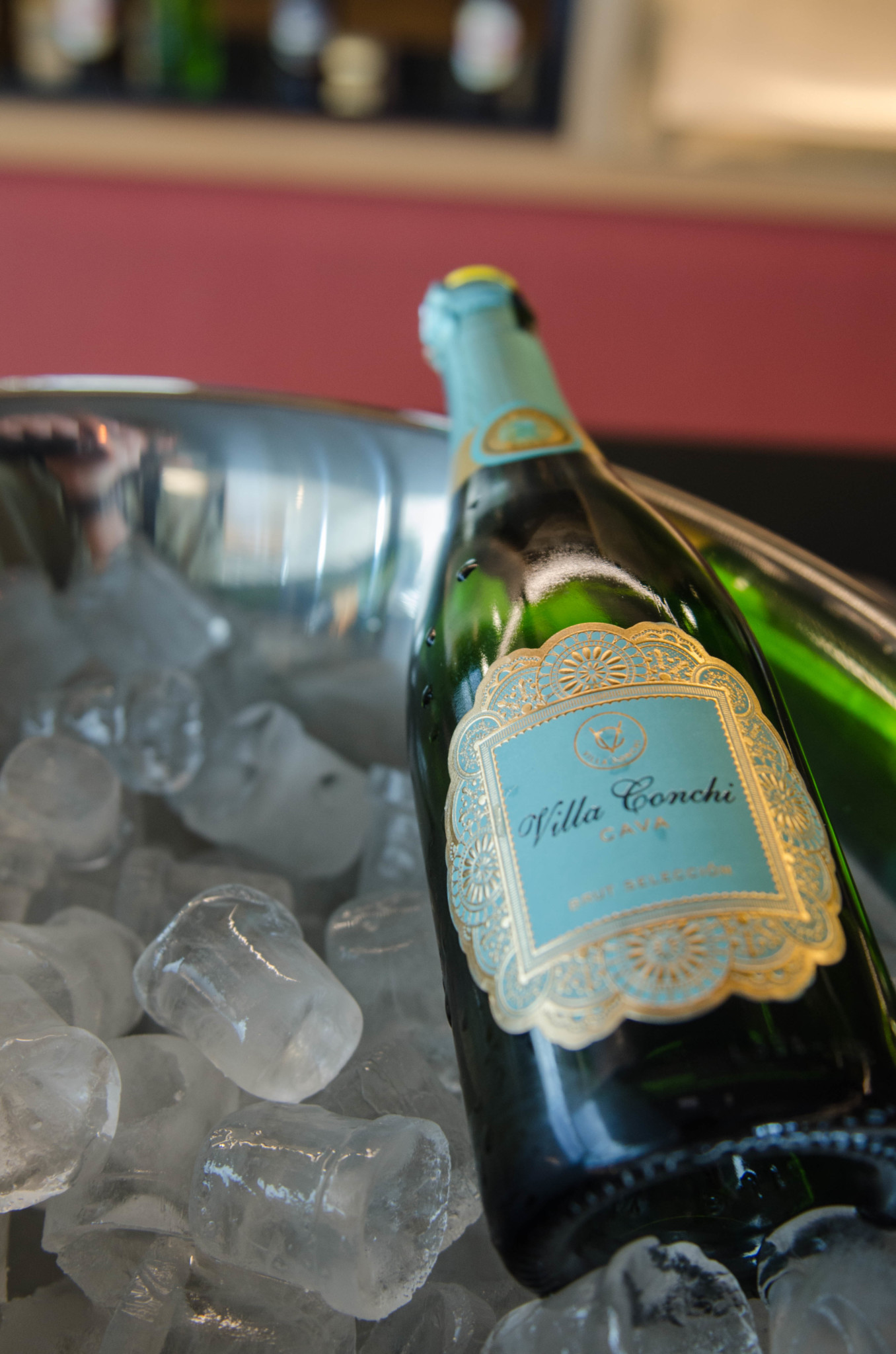 Champagner Iberia Business Lounge