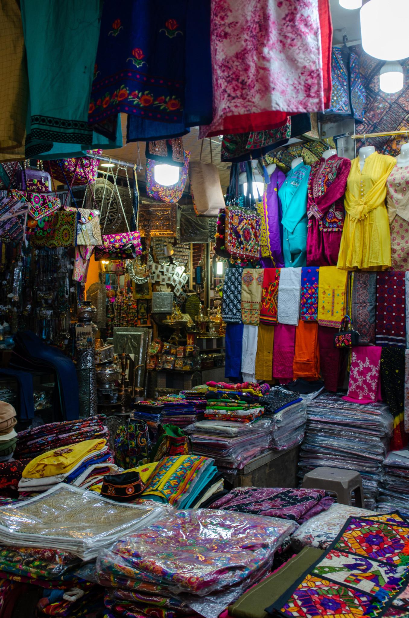 Cooperative Market in Karachi ist perfekt zum Shoppen