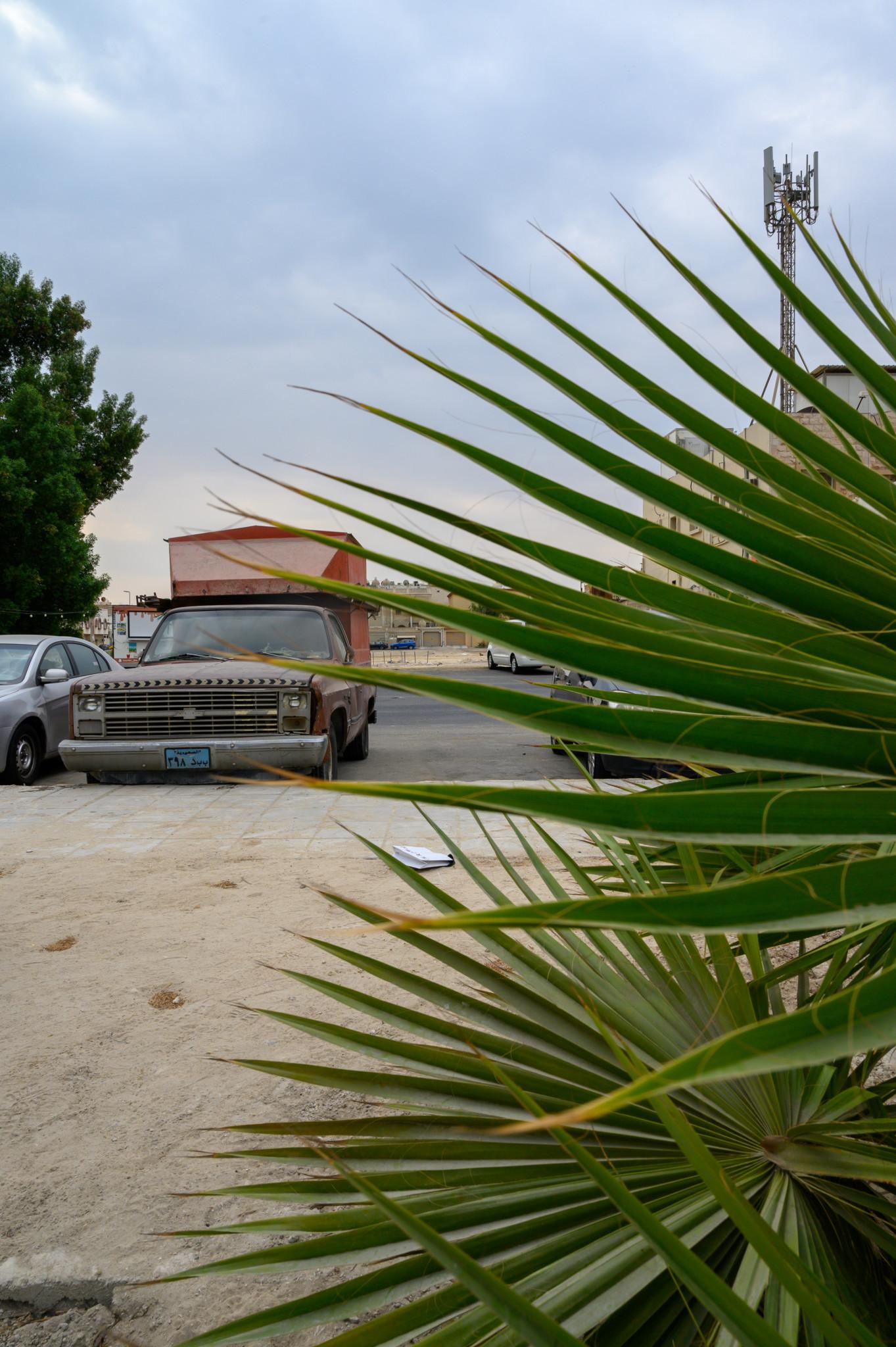 Rüstiges Auto in Dammam