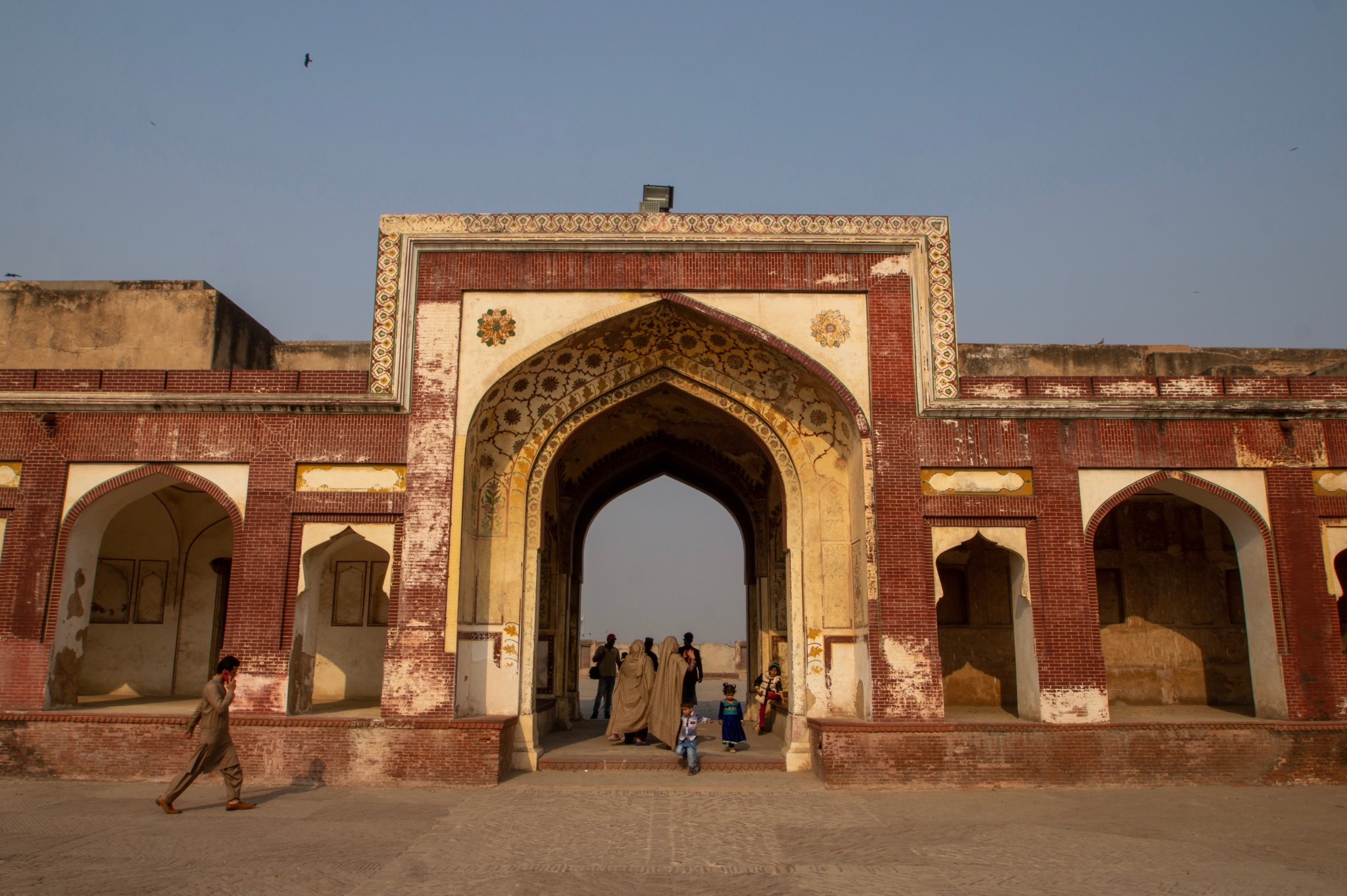 Eingang Lahore Fort