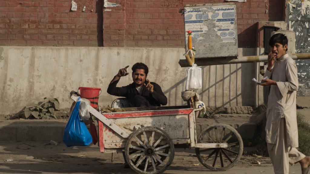 Ist Peschawar in Pakistan sicher?
