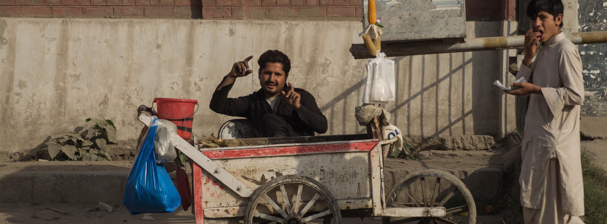 Sicherheit in Pakistan