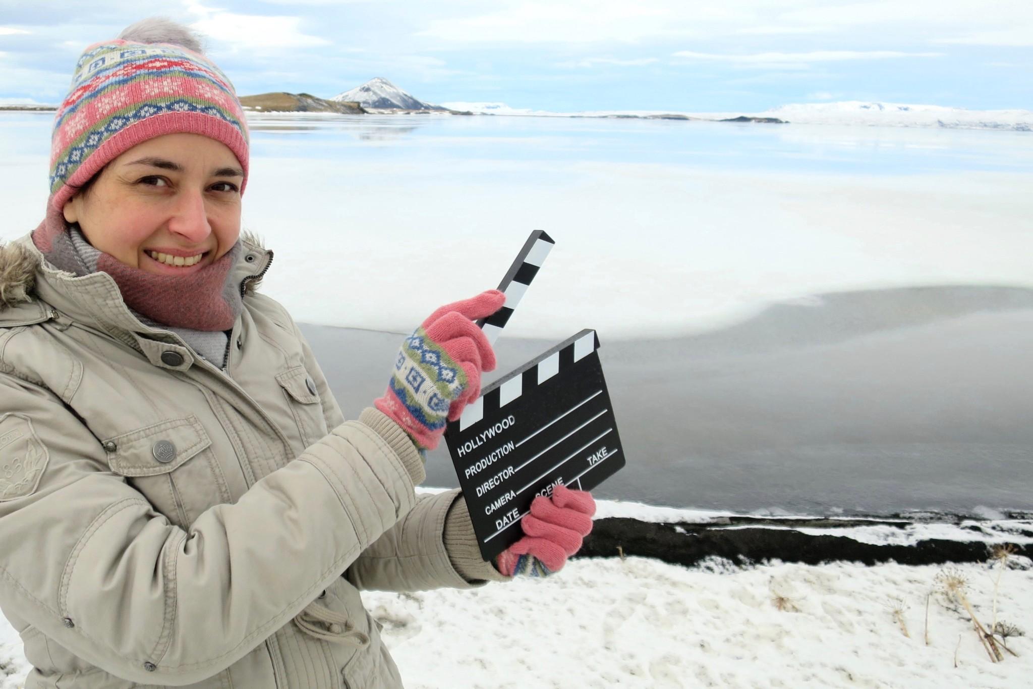 Andrea David vom Blog Filmtourismus