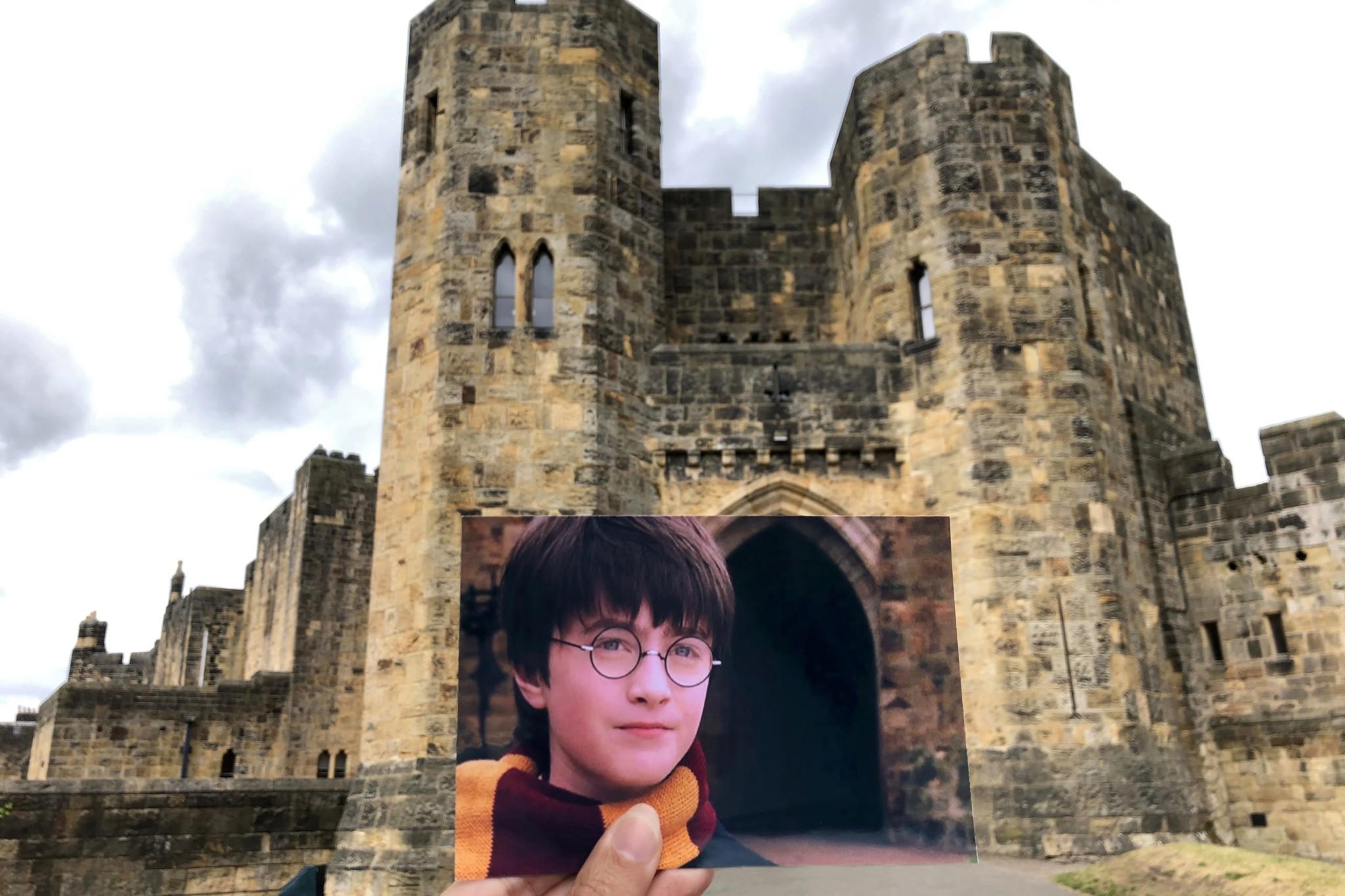 Einer der Harry Potter Drehorte in Großbritannien
